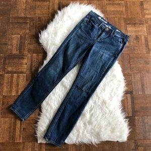 Madewell Sz 27x32 Skinny Skinny Jeans
